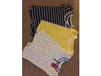 Set of 3 girls T shirts BNWT age 9