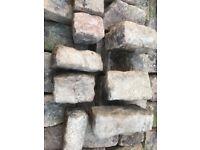 500 Roman Cobble Stones For Sale
