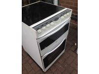 Electric ceramic cooker 60cm...Free delivery