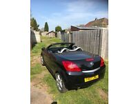 Vauxhall Tigra mot full leather heated seats