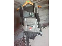 Bushbaby front baby carrier /holder like new