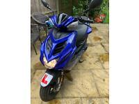 Moped yamaha Aerox 2019