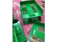 FILING TRAYS - 5 TIERS