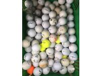Practice golf balls for sale.