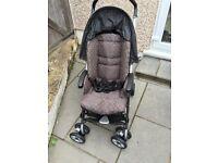 Mamas & Papas Limited Edition Pliko Pramette with Car Seat