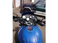 Triumph tiger 955 2006