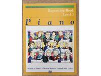 Alfred Piano Book 3 / Dozen a Day mini Book / Jim Thompson Book 3