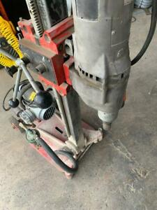 Hilti DCM Diamond Coring Drill with Suction base