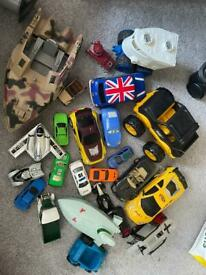Bundle of cars
