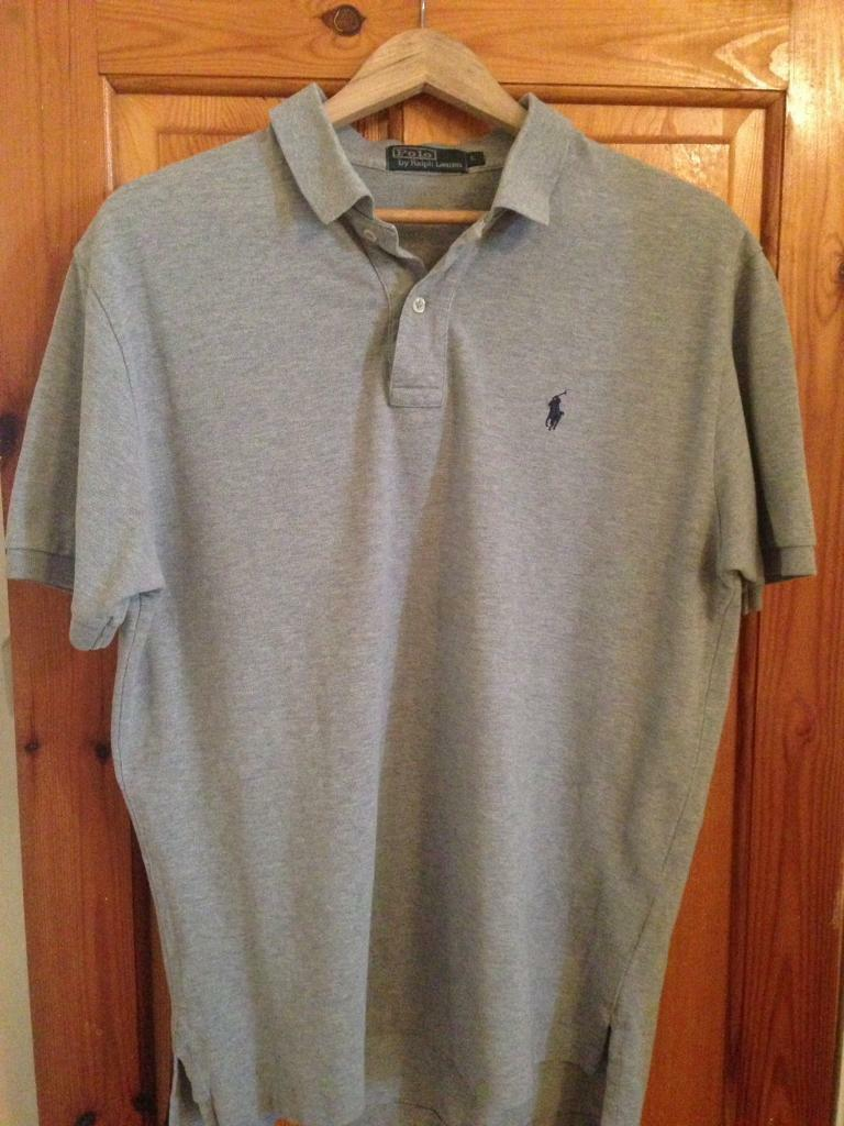 81cefca29 Preloved Ralph Lauren T shirt