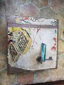 John Tanns Vintage Wall Sage with 2 Keys