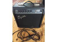 Squire 15G Dual Gain Amplifier 45W