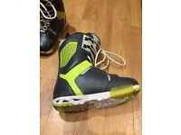 Snowboard boots DG Ceptor uk 8.5