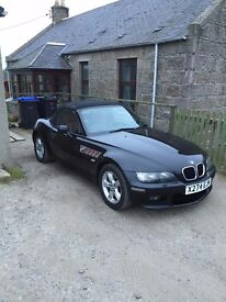BMW Z3 2.2 170BHP. Classic and Rare