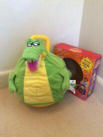 Bouncing crocodile Hopper