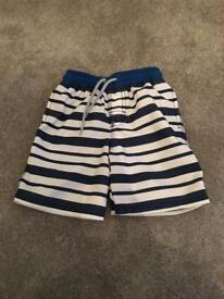 Swim shorts 4 to 5 NEXT