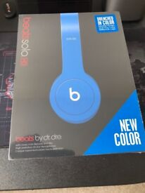 Dr Dre Beats Solo HD Genuine Sealed
