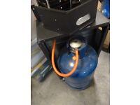Portable Calor Gas Heaters x2