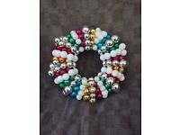 Bauble Wreath