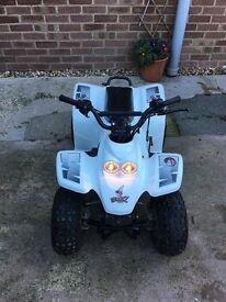 Quadzilla buzz 50cc quad bike for sale