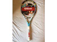Wilson Juice Pro 96 Tennis Racket BLX Basalt Graphite Head RRP £159 324g L2 BRAND NEW!