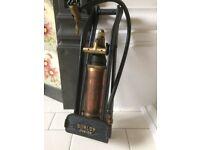 Antique Dunlop Junior foot pump ex GPO