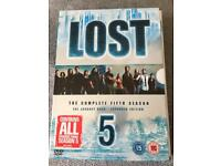Complete 5th Series of Lost