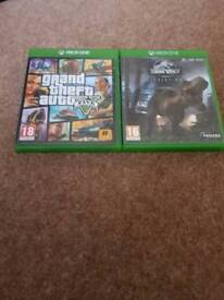 Grand theft auto 5 left for sale Xbox one
