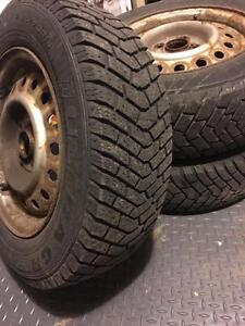 P185/70R14 tires and rims