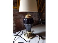 BRAND NEW BOXED - Table lamps including shades for sale - i have 5 available of these. £10 each