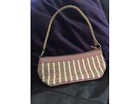 Dusky Pink Handbag