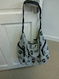 Two grey bags new unused selling as my girlfriend no longer wants them