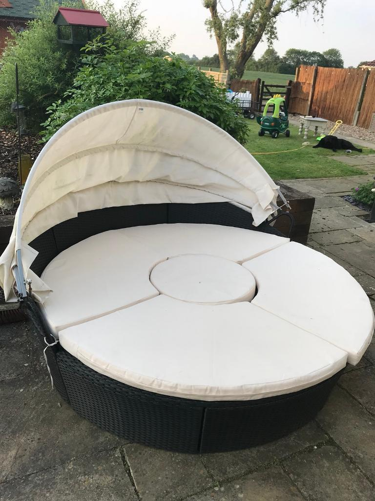 Ratan garden furniture set ipswich