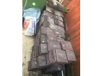 Redland pan roof tiles over 500