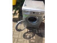 BEKO WASHING MACHINE USED IN SPARE OR REAPIR