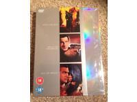 Steven Segal DVDs