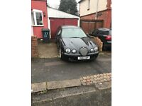 jaguar s type r spares or repair not salvage damaged hpi clear supercharged 4.2 bargain