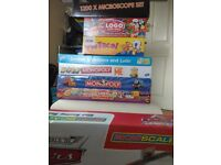 Batch of kids games/toys