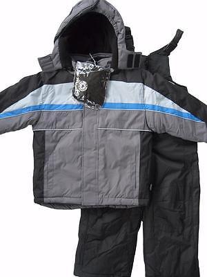 NWT Boys 4 5/6 7 Rothschild 3-Piece Snowsuit $120 Retail Val