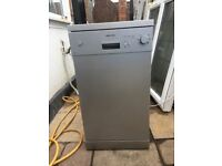**ELECTRA**SLIM LINE DISHWASHER*45CM**ENERGY RATING: A+**COLLECTION\DELIVERY**NO OFFERS**1 YEAR OLD*