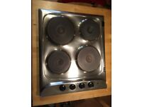 4 solid ring hob