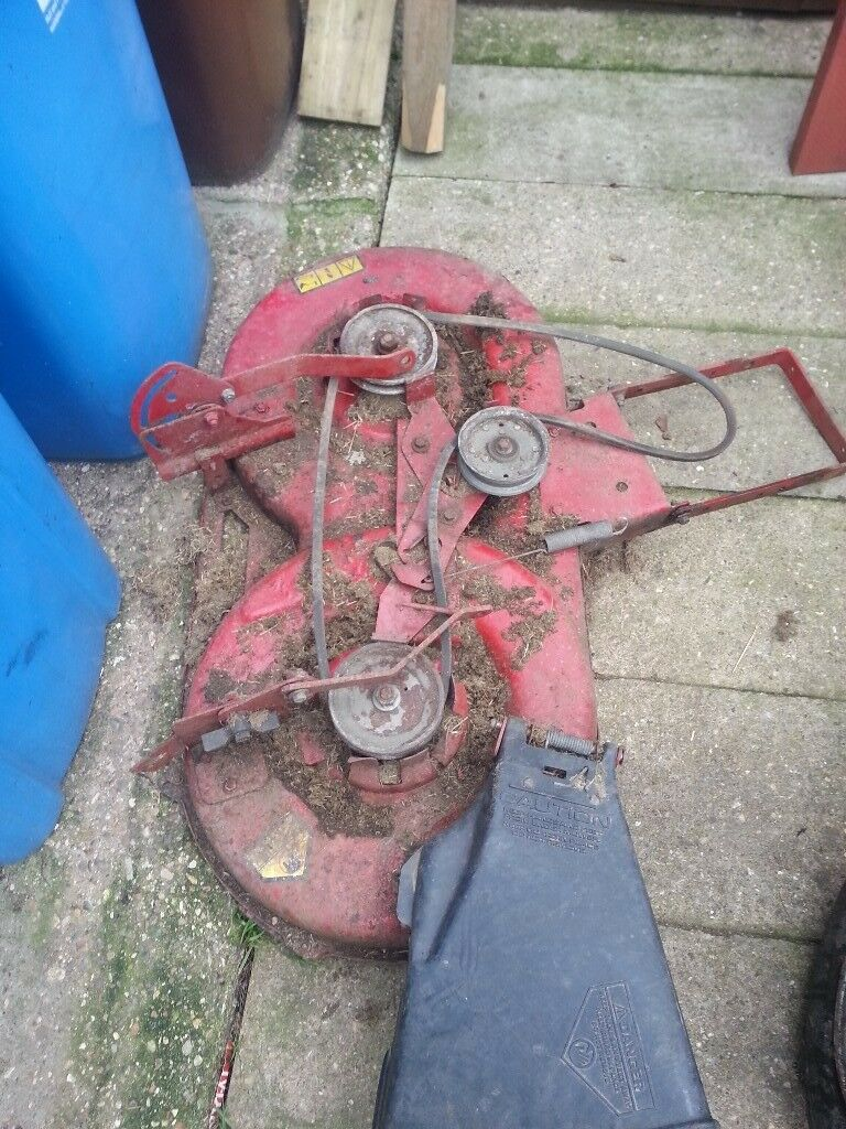 Murray 125/96 Ride on Mower parts