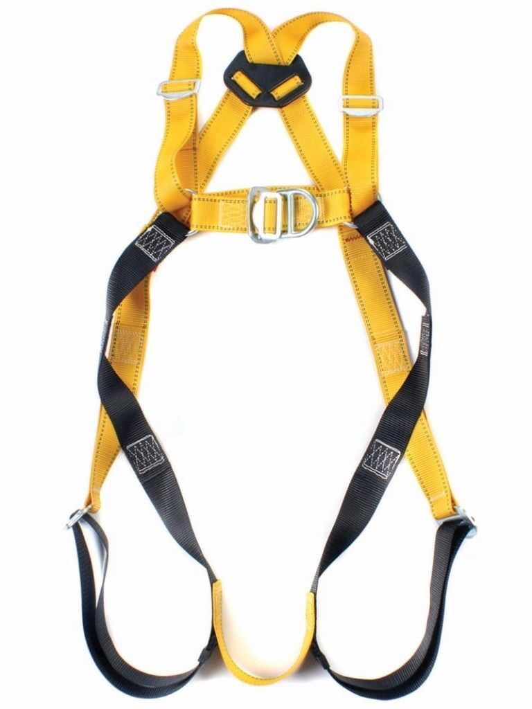 Fall Arrest Safety Harness Ridgegear RGH2, BS EN 361 full body two point brand new unused arrester