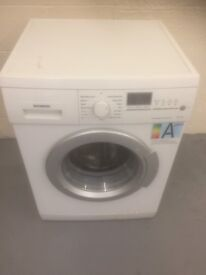 Siemens A+ washing machine(delivery available)