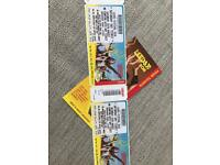 Leeds festival tickets