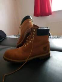 Timberlands size 11 boots