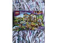 Lego friends set boxed