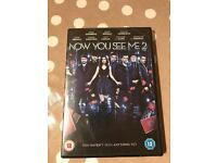 Brand new now you see me 2 DVD