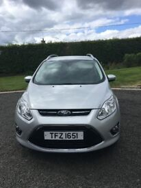 Ford Grand C-Max 1.6 TDCi Titanium 5dr (7 Seats)