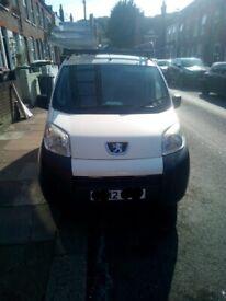 Peugeot, BIPPER, Panel Van, 2012, Manual, 1248 (cc)
